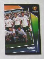 TEAM BULGARIA PART 2 #199 PANINI STICKER 2004 UEFA EURO SOCCER CHAMPIONSHIP PORTUGAL FUSSBALL FOOTBALL - Panini