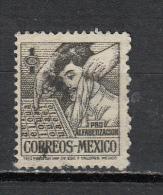 MEXIQUE °  YT N° 614 - Mexique