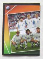 TEAM RUSSIA PART 1 #49 PANINI STICKER 2004 UEFA EURO SOCCER CHAMPIONSHIP PORTUGAL FUSSBALL FOOTBALL - English Edition