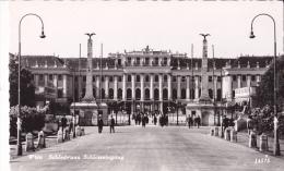 WIEN SCHONBRUNN SCHLOSSEINGANG - Château De Schönbrunn