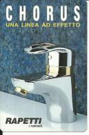 CAL307 - CALENDARIETTO 1992 - CHORUS - RAPETTI - Formato Piccolo : 1991-00