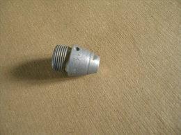 Fusée En Aluminium Pour Obus De 2cm Flack Allemand 1941 (inerte) - Equipement