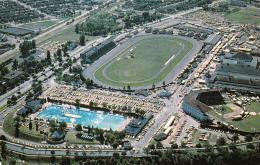 Parc De L´Exposition, Swimming Pool, Baseball Field, Trois-Rivieres, Quebec, Canada, PU-1986 - Trois-Rivières