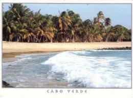 CPM: CABO VERDE (cap Vert):  Île De Santiago - Plage De Tarrafal (N°114).    (B98) - Cap Vert