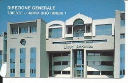 CAL328 - CALENDARIETTO 1994 - LLOYD ADRIATICO - Formato Piccolo : 1991-00