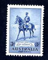 6435x)  Australia 1935  ~ SG # 157  Mint*~ Offers Welcome! - 1913-36 George V : Other Issues
