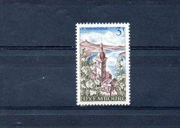 LUXEMBOURG. N°709 (neuf Sans Charnière : MNH) De 1967. Vignoble. - Vins & Alcools