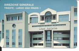 CAL365 - CALENDARIETTO 1995 - LLOYD ADRIATICO - Calendari