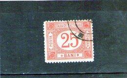 1895/1897 - Colis Postaux / Paketmarken Mi No 1 Et Yv No 2  Rouge - Paquetes Postales