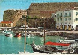 The Harbour & Castle - Kyrenia  Cyprus       A-2840 - Cyprus