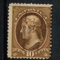 USA GEBRUIKT USED OBLITERE MIT STEMPEL SCOTT 209 - Used Stamps