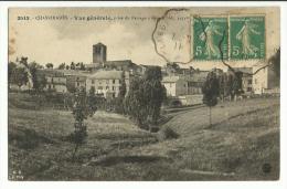 2513 -  Chasserades - Vue Générale , Prise Du Passage à Niveau. - Other Municipalities