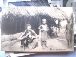 Africa Congo Baluka Vieux - Congo - Brazzaville