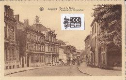 Soignies Rue De La Station - Soignies
