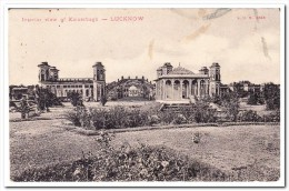 Lucknow Interior View Of Kaiserbagh - India
