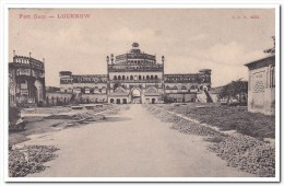 Lucknow Fort Gate - India