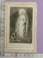 Canivet, Dentelle, Bonamy N°67, N.D. DE LOURDES, N'allez Pas Au Torrent ... - Devotion Images