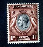 6556x)  KUT 1935 ~ -Sc # 46 ( Cat.$ 3.00 )  Mnh**~ Offers Welcome! - Kenya, Uganda & Tanganyika