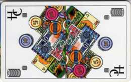 Holland Casino 15-11-2001 : Jetons - Collections