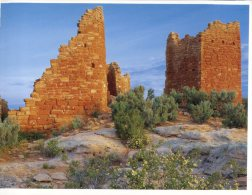 (681) USA - Grand Circle - Hovenweep National Monument - Estados Unidos