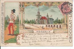 HONGRIE - CHOCOLAT LOUIS - Hongrie