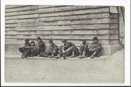 CPA Militaria : Prisonniers De Guerre Français - Kriegsgefangene Franzofen - Guerre 1914-18