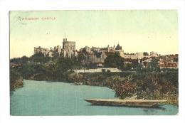 Cp, Angleterre, Windsor Castle, Voyagée 1922