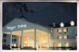 USA - BRANSON - Branson Towers Hotel 236 Shepherd Of The Hills Expressway - MIssouri 65616 - CPSM PF - - Branson