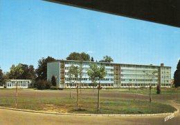 -  CPSM - 65 - TARBES - Lycée Marie Curie - 168 - Tarbes