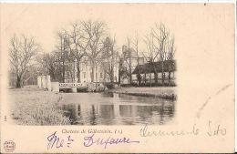 CPA Janville Sur Juine Château De Gillevoisin Lardy Chamarande 91 Essonne - Non Classés