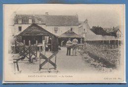 50 - SAINT VAAST La HOUGUE --  La Corderie - Saint Vaast La Hougue