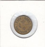 10 CENTS 1961 - Hong Kong