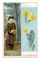 Chromo - Berlingots Eysseric - Carpentras - Trade Cards