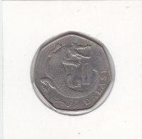 DALASI Cupro-nickel 1998 - Gambie