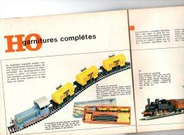 - Beau Catalogue De 100 Pages Pour Trains Miniatures électriques RIVAROSSI 69/70 -177 - Books And Magazines
