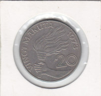20 MAKUTA Cupro-nickel 1973 - Zaire (1971-97)