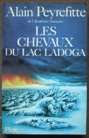 """LES CHEVAUX DU LAC LAGODA """" La Justice Entre Feu Et Glace """" - A. Peyrefitte (1980) - Droit"""