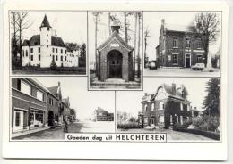 HELCHTEREN-GOEDEN DAG UIT HELCHTEREN-MEERZICHT-1973-VERZONDEN-UITG.WITTERS-KETELBUETERS-HELCHTEREN - Houthalen-Helchteren