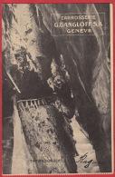 Carrosserie G. Gangloff. S.A., Genève. Vue De Tamina Schlucht. Ecrite 299.VI.1914 - GE Geneva