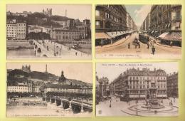 * LOT N°119 De 20  CPA  : ( Dépt 69 )..LYON.. ( Toutes Scannées ) - Cartes Postales
