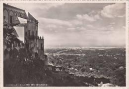 C1950 MONREALE PALAZZO ARCIVESCOVILE - Autres Villes