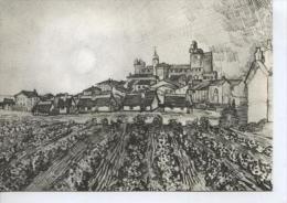 (ART335) VINCENT VAN GOGH. LES SAINTES MARIES - Paintings