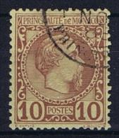 Monaco: 1885 Mi. Nr 4 Used - Monaco