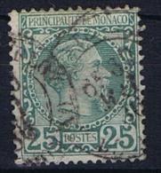 Monaco: 1885 Mi. Nr 6 Used - Gebruikt