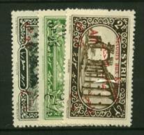 Syrie  N° 167 , 168 , 173   Neuf  *  Luxe   Cote Y&T 12,00  €uro  Au Quart De Cote - Syria (1919-1945)