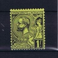 Monaco: 1891 Mi. Nr  20  MNH/** - Monaco