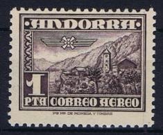 Andorra Spanish : 1932 Mi. Nr 58 MNH/** - Spaans-Andorra