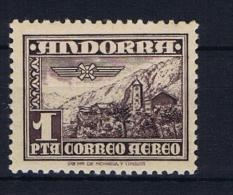 Andorra Spanish : 1932 Mi. Nr 58 MNH/**