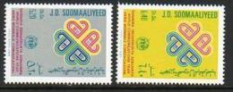 Somalia - 1983 World Communications-Weltkommunikation-Anno Mondiale Comunicazioni (UIT/ITU) ** - Somalia (1960-...)