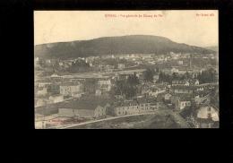 EPINAL Vosges 88 : Vue Générale Du Champ Du Pin Usines 1917 ( ED. A Bouteiller Epinal ) - Epinal